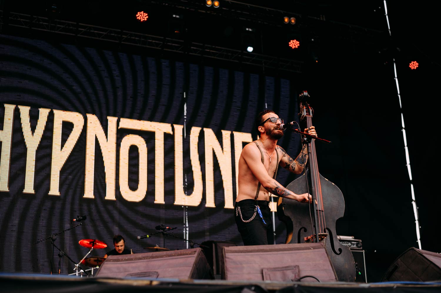 The Hypnotunez ZaxidFest концертная фотография