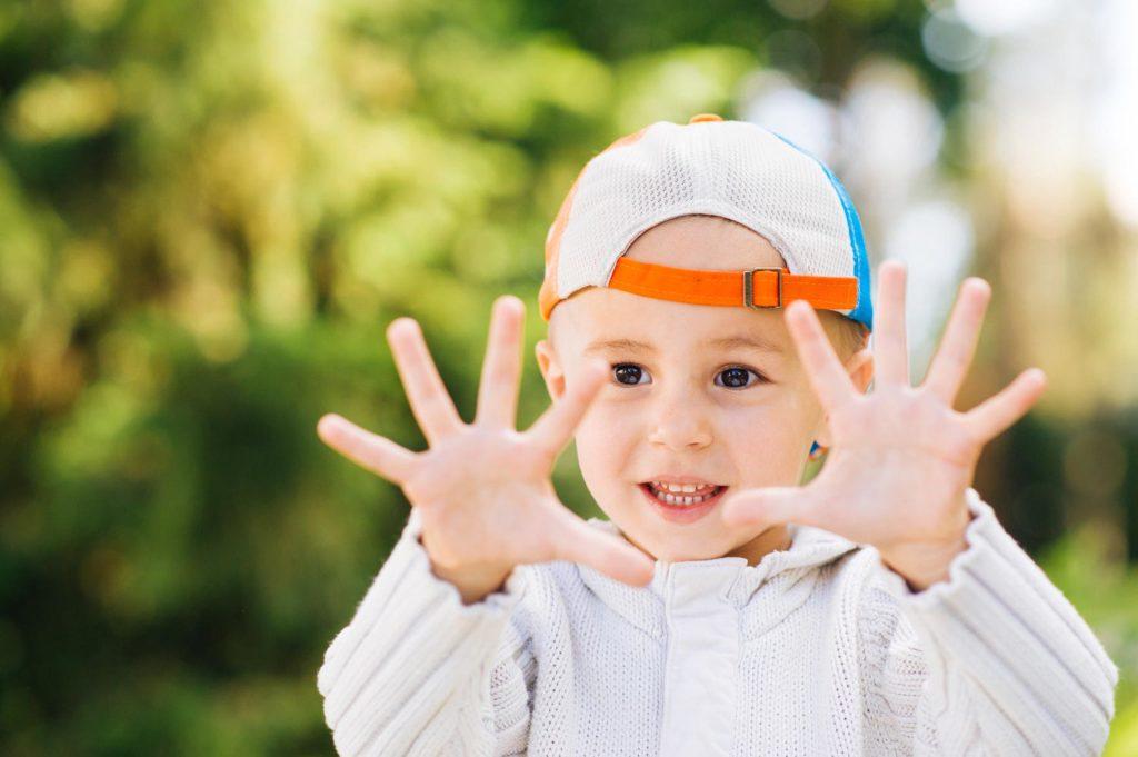 Детский портрет фотограф в Киеве