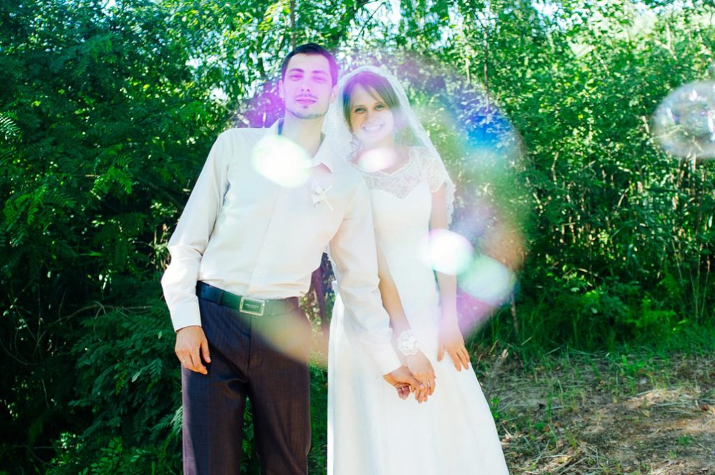 Свадебная фотосессия 1000 грн