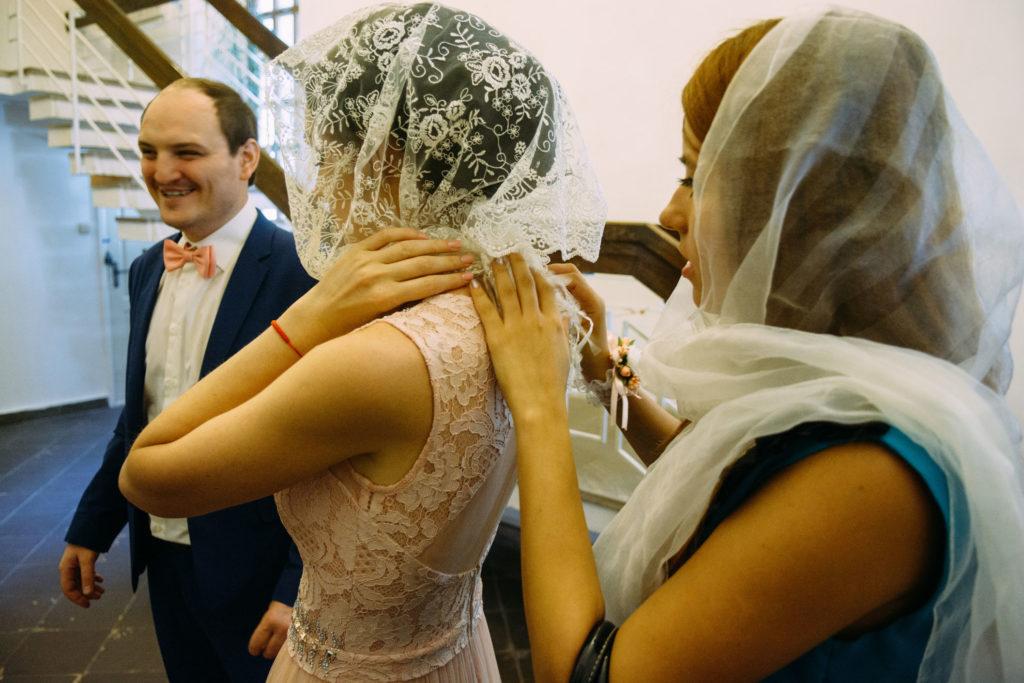 Фотограф на венчание в Софийском соборе