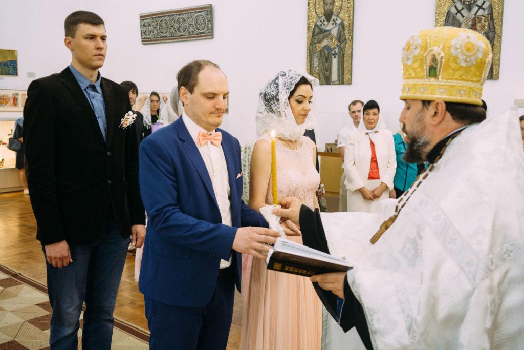венчание в софийском соборе