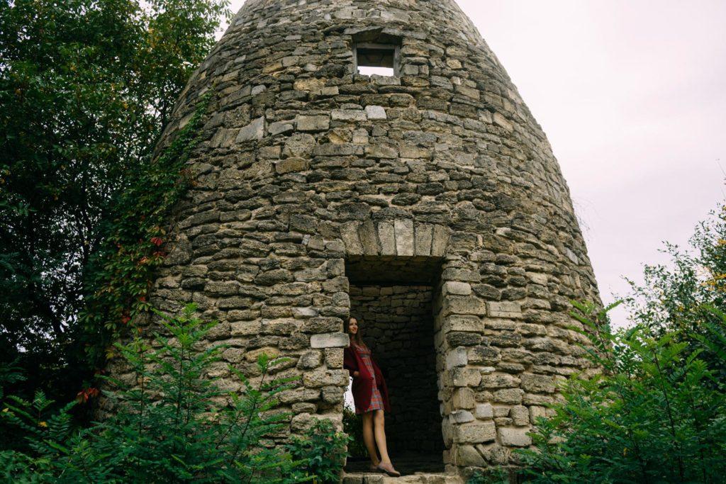 Фотосессия в Пирогово. Башня из камня