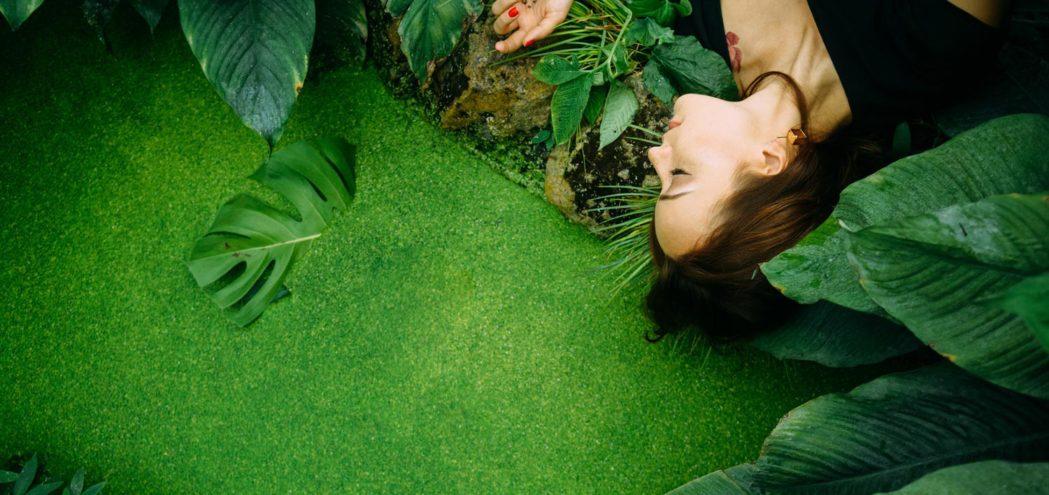 Фотосессия в оранжерее ботанического сада Гришко Киев