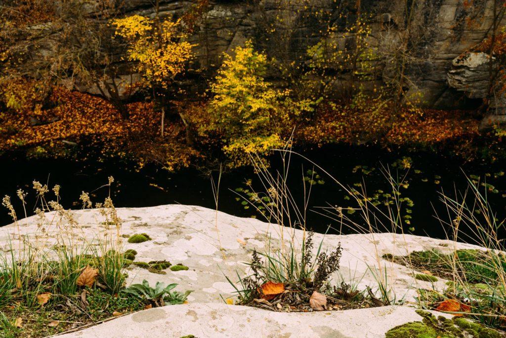 Скалы Черкасская область каньон