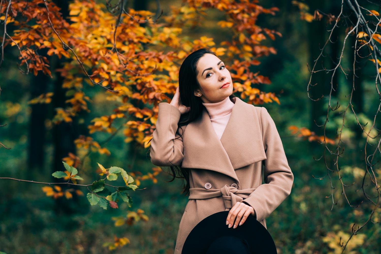 Интересные идеи для фотосессии осенью