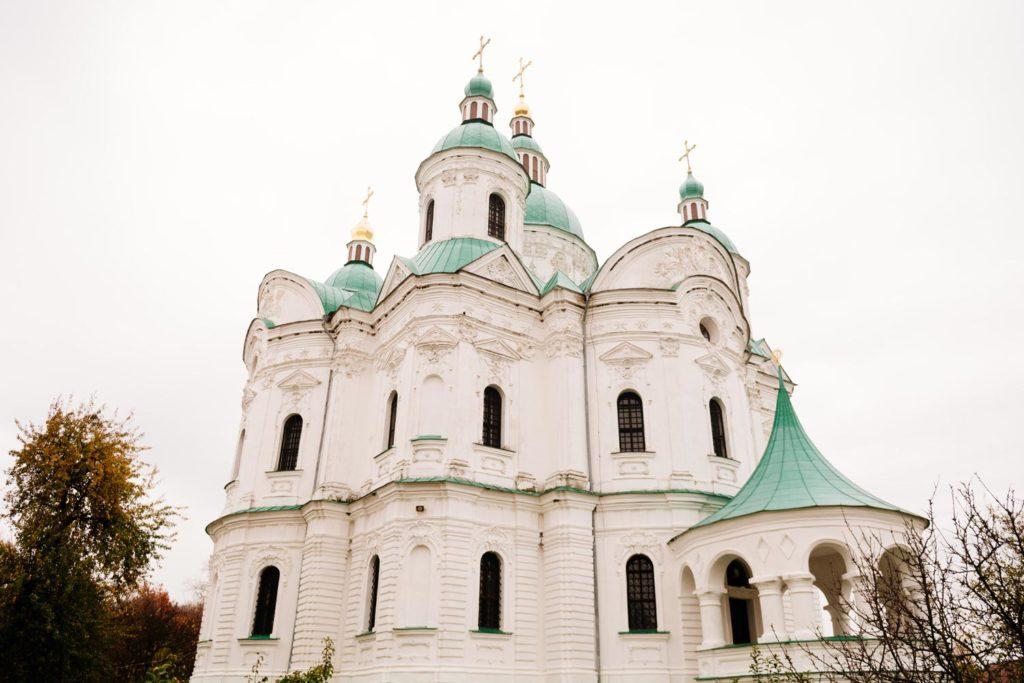 Собор в Козельце Черниговская область