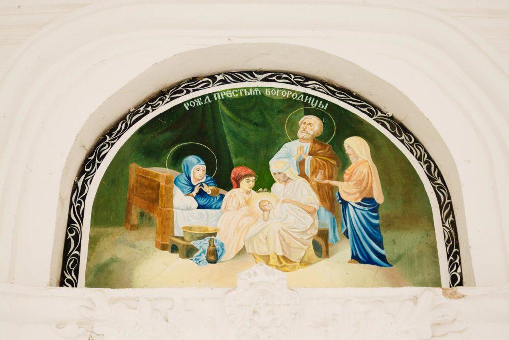 Собор Рождества Богородицы Козелец