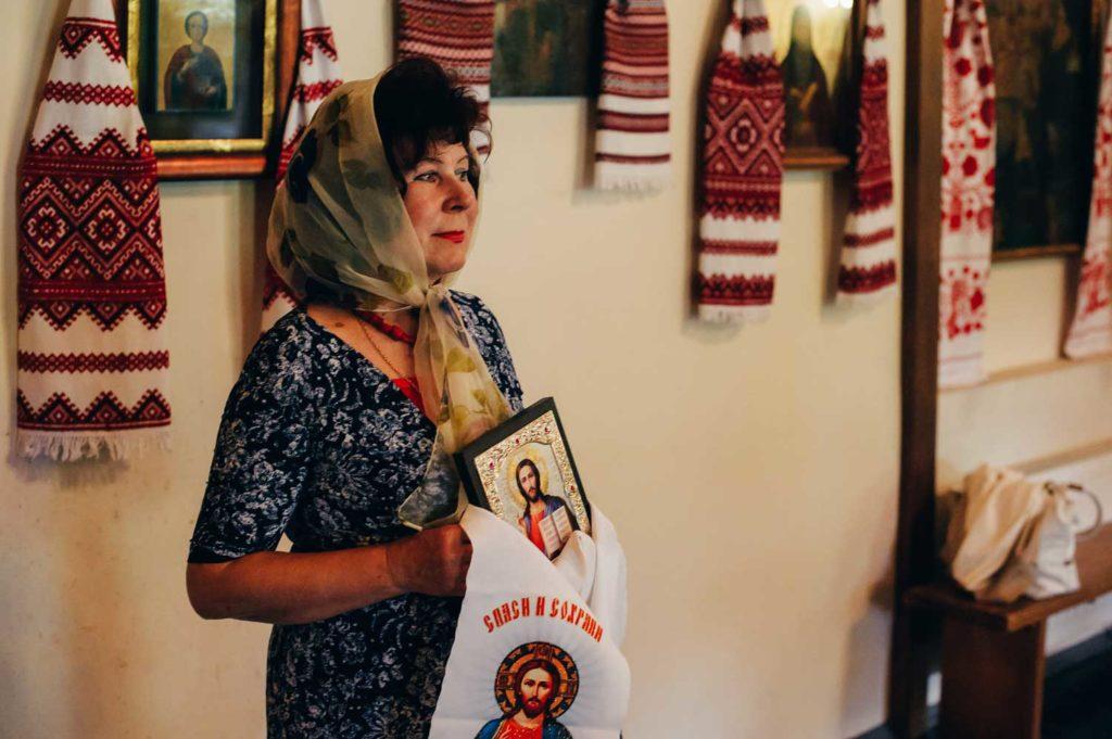 Венчание в Киеве. Храм святых Бориса и Глеба