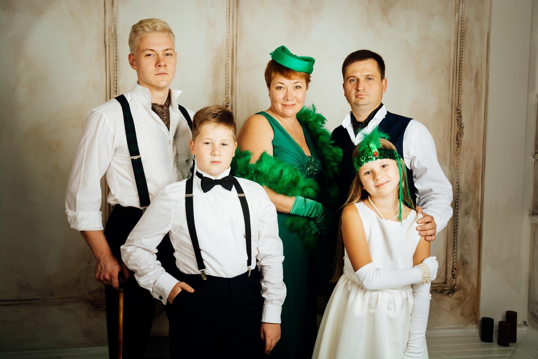 Семейная фотосессия в Киеве