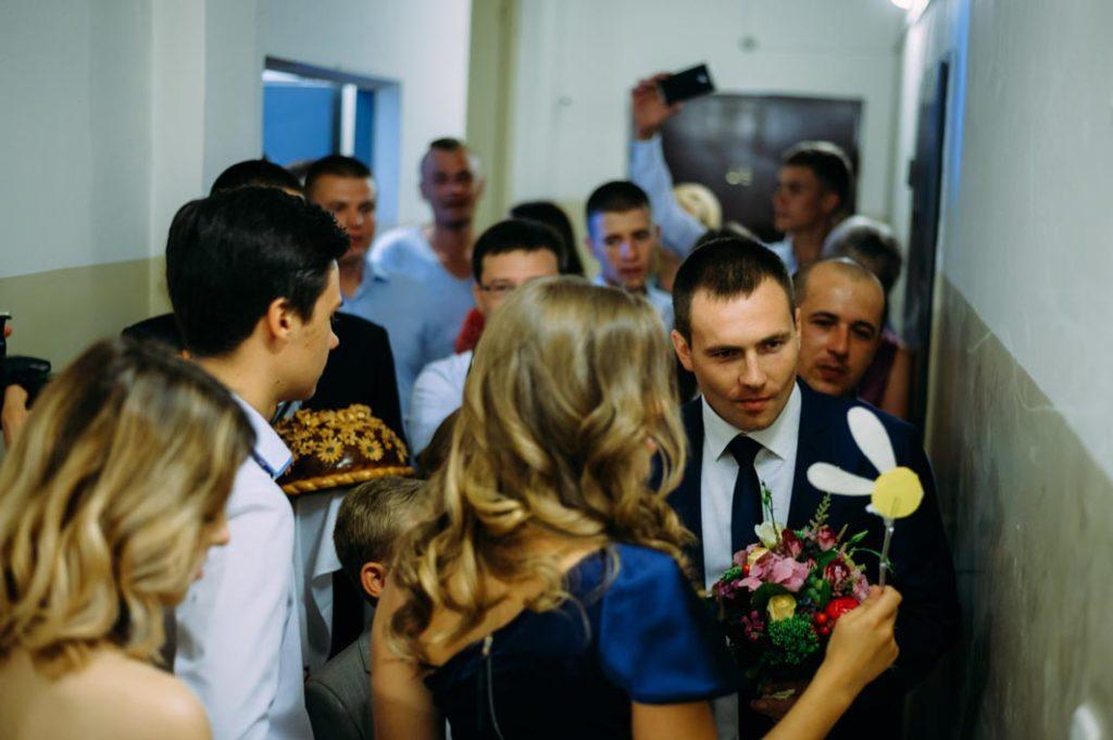 Выкуп невесты свадьба Киев