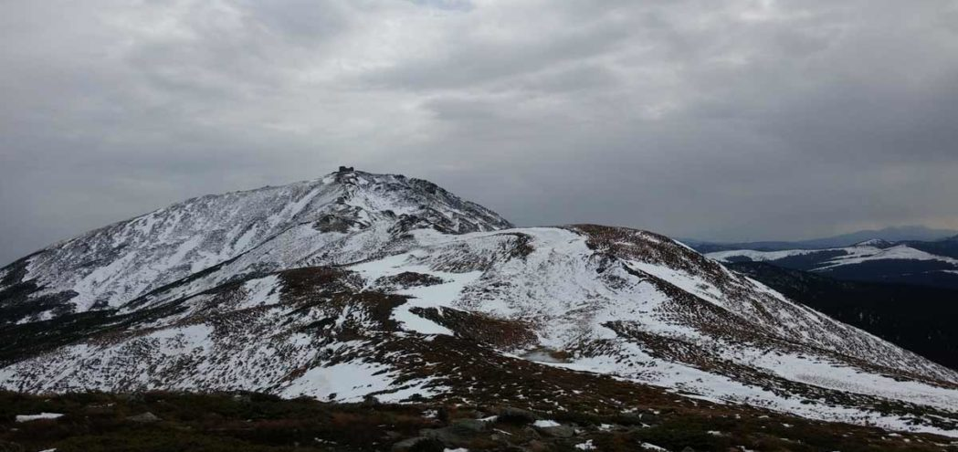 Мобильная фотография горы
