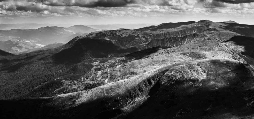 Фотопроект горы фотограф Кирилл Тигай